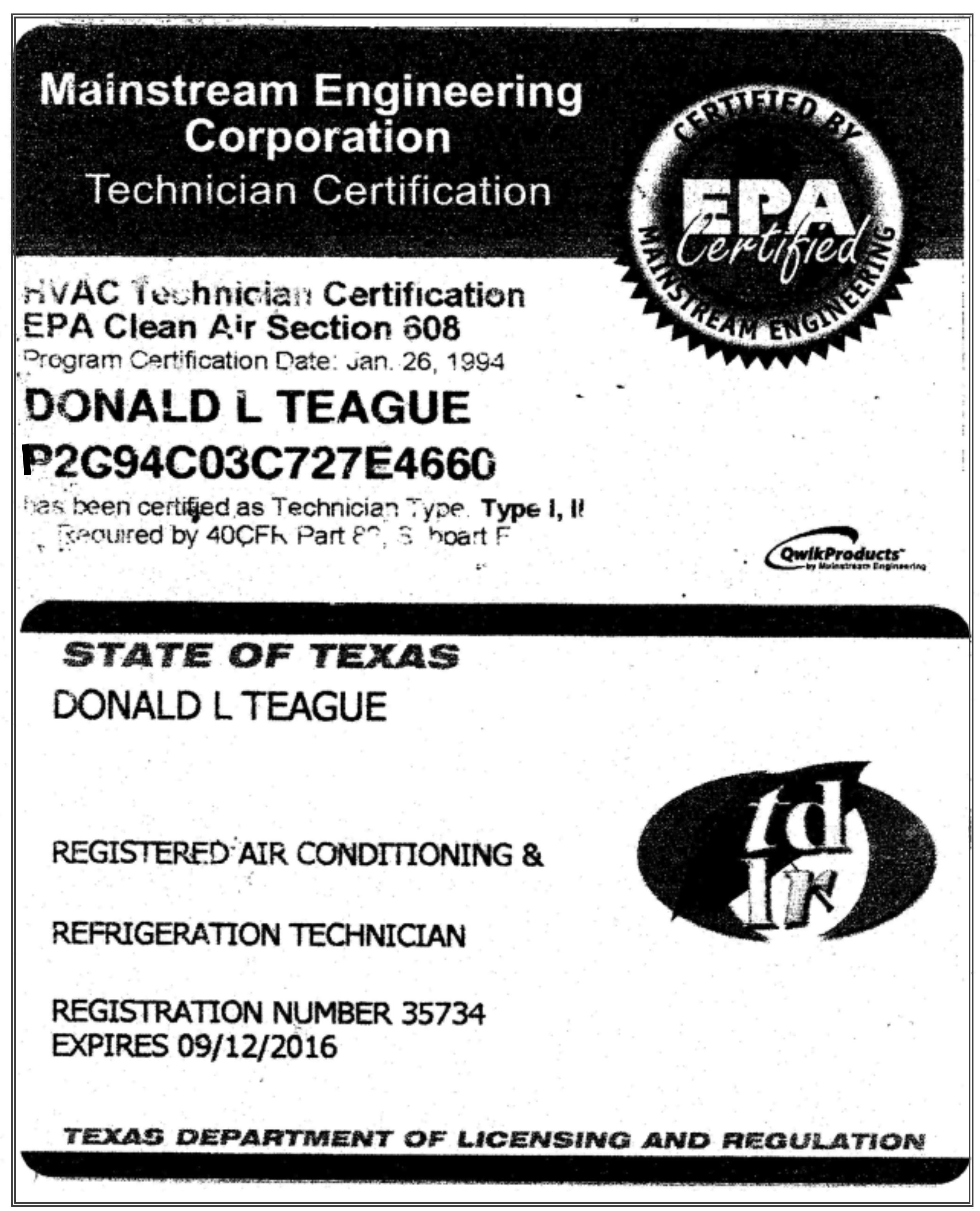 Fix it fox licenses certificates dons licenses xflitez Choice Image